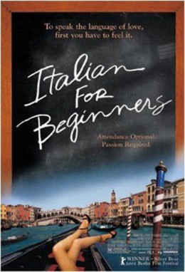 Poster for Italian for Beginners