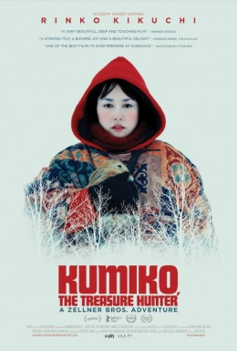 Poster for Kumiko, the Treasure Hunter