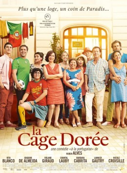 Poster for La cage dorée (The Gilded Cage)