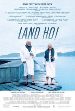 Poster for Land Ho!