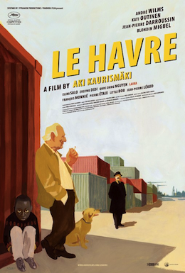 Poster for Le Havre