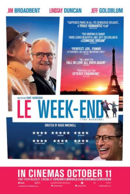 Poster for Le Week-end