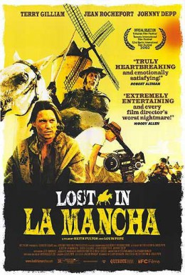 Poster for Lost in La Mancha