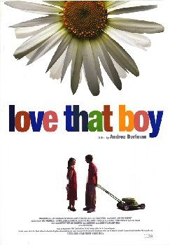 Poster for Love that Boy