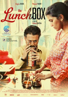 Poster for The Lunchbox