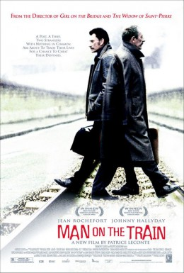 Poster for The Man on the Train