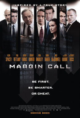 Poster for Margin Call