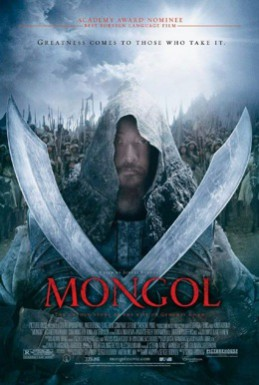 Poster for Mongol