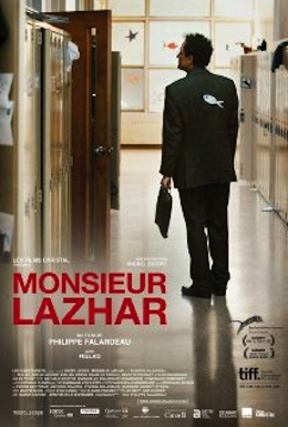 Poster for Monsieur Lazhar