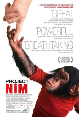 Poster for Project Nim