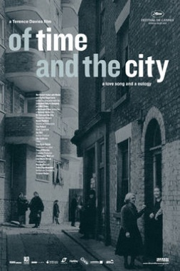 Poster for Of Time and the City