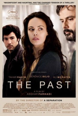 Poster for Le passé (The Past)