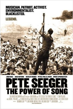 Poster for Pete Seeger: The Power of Song