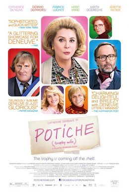Poster for Potiche
