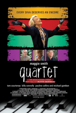 Poster for Quartet