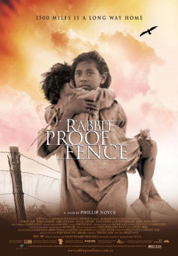 Poster for Rabbit-Proof Fence