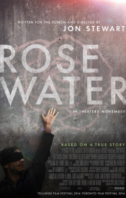 Poster for Rosewater