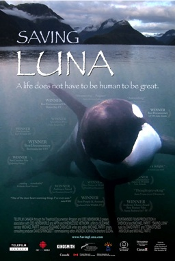 Poster for Saving Luna