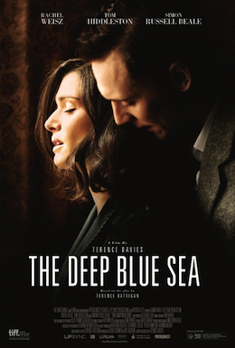 Poster for The Deep Blue Sea
