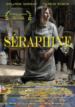 Poster for Séraphine