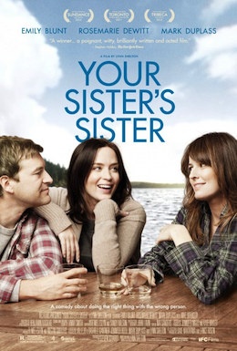 Poster for Your Sister's Sister