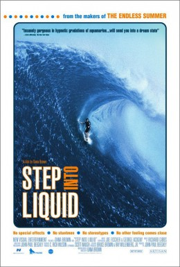 Poster for Step into Liquid