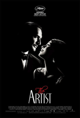 Poster for The Artist