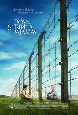 Poster for The Boy in the Striped Pajamas