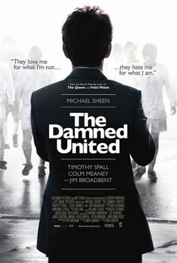 Poster for The Damned United