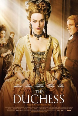 Poster for The Duchess