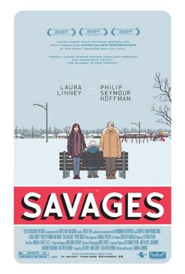 Poster for The Savages