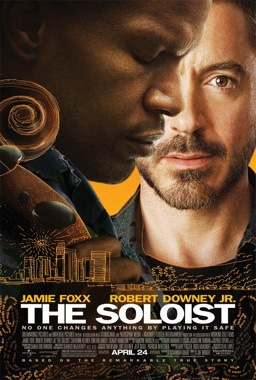 Poster for The Soloist
