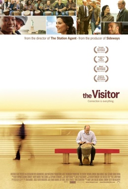 Poster for The Visitor