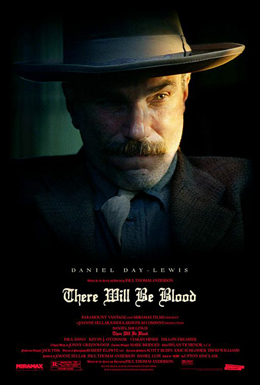 Poster for There Will Be Blood