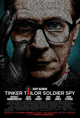 Poster for Tinker, Tailor, Soldier, Spy