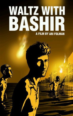 Poster for Waltz with Bashir