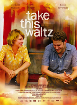 Poster for Take This Waltz