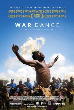 Poster for War Dance