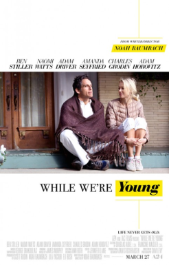 Poster for While We're Young