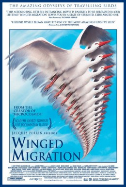 Poster for Winged Migration