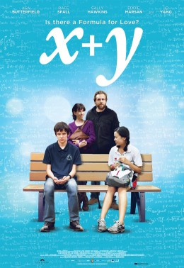 Poster for X + Y (A Brilliant Young Mind)