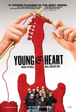 Poster for Young@Heart